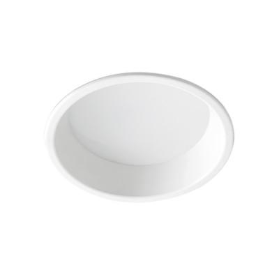 Faro - Indoor - Incasso - Son FA M LED - LED spotlight - White -  - Natural white - 4000 K - Diffused