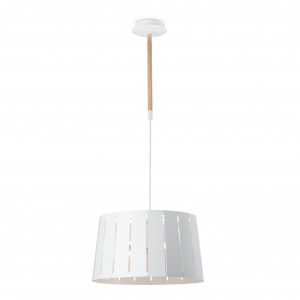 Faro - Indoor - Mix - Mix SP L - Big wooden chandelier