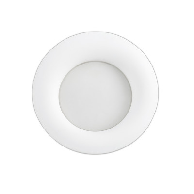 Faro - Indoor - Plas - Nord FA LED - LED spotlight - White -  - Warm white - 3000 K - Diffused