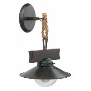 Faro - Indoor - Rustic - Nudos AP - Rustic wall lamp