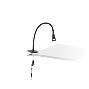 Faro - Indoor - Studio - Lena TL LED clip  - Table lamp with clip application