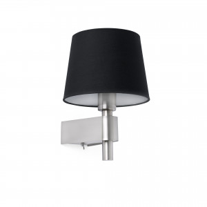 Faro - Indoor - Sweet - Room AP - Room lamp with fabric shade