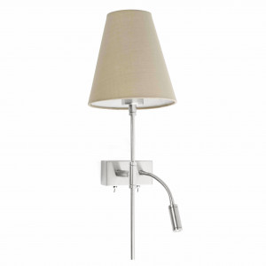 Faro - Indoor - Sweet - Sabana AP R - Wall lamp and reading lamp