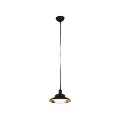 Faro - Indoor - Whizz - Side SP  LED - LED pendant lamp - Black/Copper - LS-FR-62139