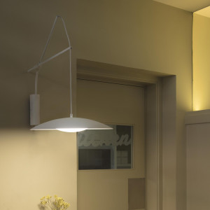 Faro - Indoor - Whizz - Slim AP LED - Contemporary wall light