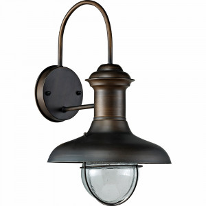 Faro - Outdoor - Estoril - Estoril AP S - Rustic wall lamp for outdoors small