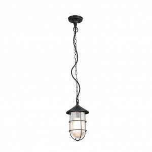 Faro - Outdoor - Estoril - Honey SP - Rustic style outdoor chandelier