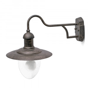 Faro - Outdoor - Estoril - Mitra AP - Rustic wall lamp for outdoors