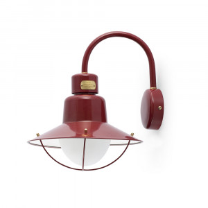 Faro - Outdoor - Estoril - Newport AP - Wall lamp for porticoes