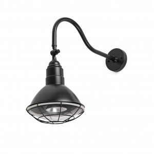 Faro - Outdoor - Estoril - Soren AP - Wall lamp in metal for outdoors