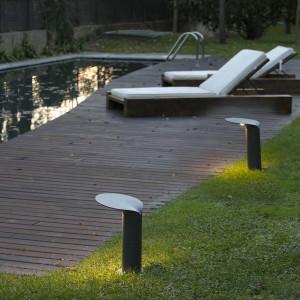 Faro - Outdoor - Klamp - Lotus-350 LED TE - Modern garden bollard