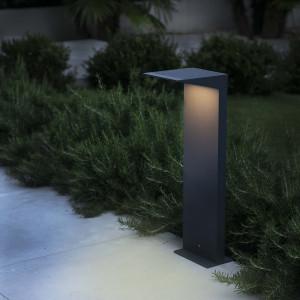 Faro - Outdoor - Klamp - Soleil TE - Pole with solar recharge