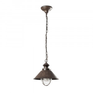 Faro - Outdoor - Nautica - Nautica 1L SP L  - Rustic chandelier for outdoors big