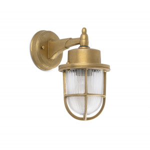Faro - Outdoor - Ottone - Nahir AP - Brass outdoor wall lamp