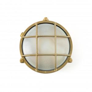 Faro - Outdoor - Ottone - Noray AP - Outdoor wall lamp for garden and balcony