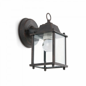 Faro - Outdoor - Paris - Dado AP - Outdoor wall lamp