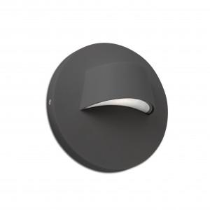 Faro - Outdoor - Sun - Brow AP LED - LED wall lamp