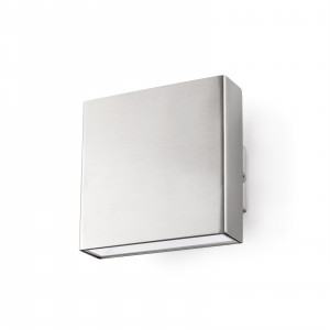 Faro - Outdoor - Sun - Kaula AP LED - LED outdoor wall lamp in stainless steel