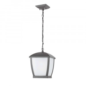 Faro - Outdoor - Wilma - Wilma SP L - Lantern suspension lamp for terraces big