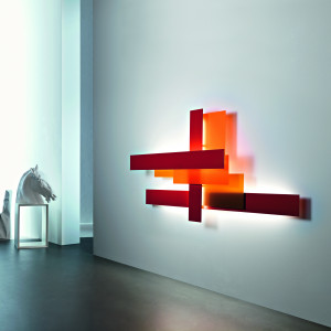 Foscarini - Fields - Fields AP - Design wall light