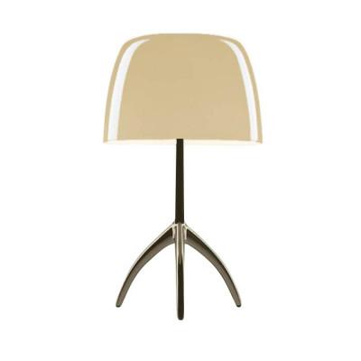 Foscarini - Lumiere - Lumiere TL L - Table lamp L with dimmer - Champagne / warm white - LS-FO-026021R2-12-D
