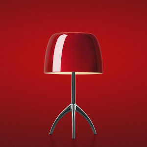 Foscarini - Lumiere - Lumiere TL S DIM - Table lamp with dimmer