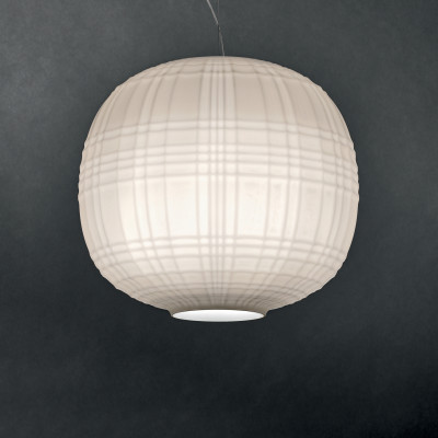 Foscarini - Tartan - Tartan SP - Design chandelier - White - LS-FO-273007E-10 - Super warm - 2700 K - Diffused