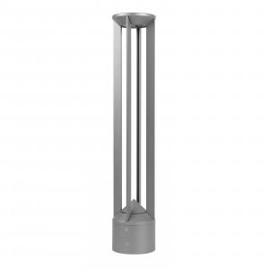 i-LèD - Bollards - Pilos - Garden pole lamp Pilos-2 - 190-250 V - arrayLED 6.8 W 180 mA - M