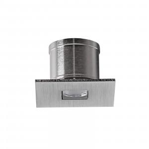i-LèD - Decorative - Viky - Recessed wall spotlight Viky-Q - powerLED 1 W 350 mA