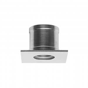 i-LèD - Decorative - Viky - Recessed wall spotlight Viky-Q - powerLED 1 W 350 mA - Round