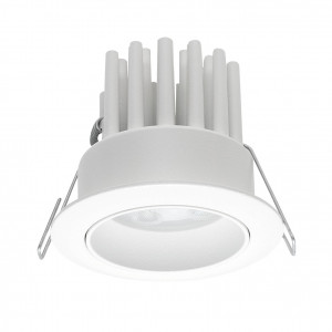 i-LèD - Downlights - Anton - Recessed ceiling spotlight Anton-R powerLED - 12 W 630 mA RGB