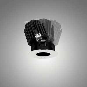 i-LèD - Downlights - Vos - Recessed ceiling spotlight Vos-RJ-WT arrayLED 25W 720mA - CRI 92