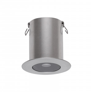 i-LèD - Outlet - Carriageable spotlight TOLF 13 1LED 2W TONDO FIS.S/A.INOX
