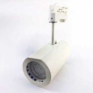 i-LèD - Outlet - Ceiling lamp CAM 38 12LED 2W TRIFASE+AL.BIANCO