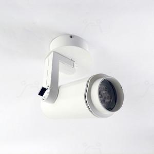 i-LèD - Outlet - Ceiling lamp CAMAL 1 4L 2W A PLAFONE+AL BIANCO