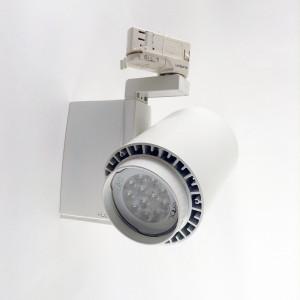 i-LèD - Outlet - Ceiling lamp TUBE 17 12LED 2W TRIFASE+AL.BIANCO