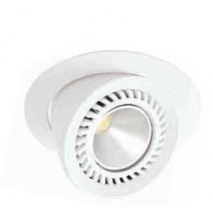 i-LèD - Outlet - Recessed wall spotlight DAVE PRO1 2 CRI95 25W ON/OFF N.GOFF