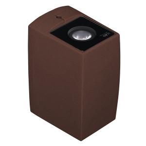i-LèD - Wall - Vedette - Wall lamp Vedette-Q Single emission - 180-300 V - powerLED 15 W 400 mA
