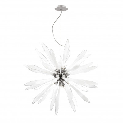 Ideal Lux - Art - CORALLO SP12 - Pendant lamp - White - LS-IL-074689