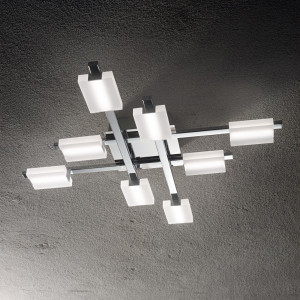 Ideal Lux - Art - Mikado PL8 LED - Ceiling lamp with eight lights