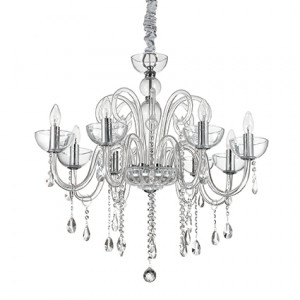 Ideal Lux - Baroque - Canaletto SP8 - Pendant lamp