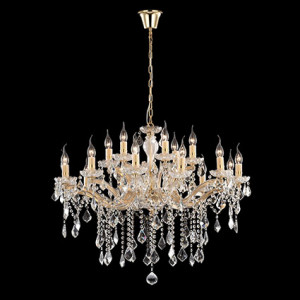 Ideal Lux - Baroque - FLORIAN SP18 - Pendant lamp
