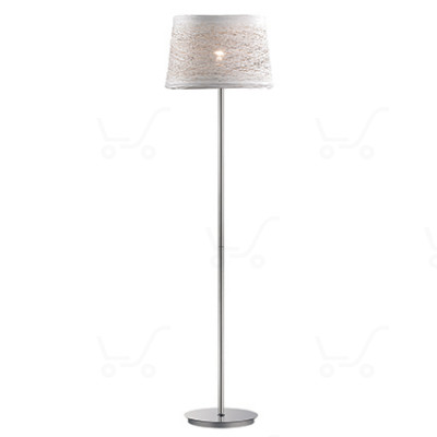 Ideal Lux - Basket PT1 - Floor lamp with cord diffuser   Light Shopping
