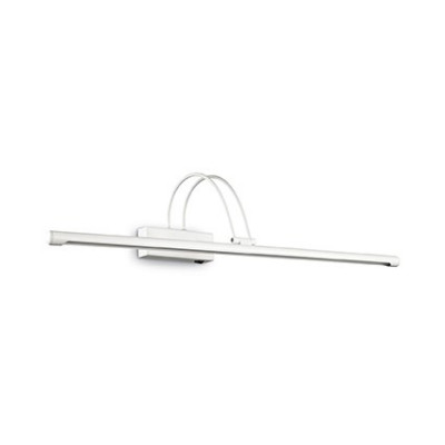 Ideal Lux - Bathroom - BOW AP114 - Applique - White - LS-IL-137612