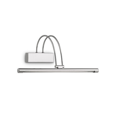 Ideal Lux - Bathroom - BOW AP66 - Applique - Chrome - LS-IL-007045