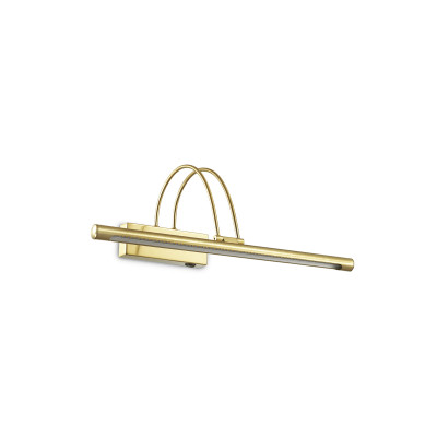 Ideal Lux - Bathroom - BOW AP66 - Applique - Satin brass - LS-IL-121178