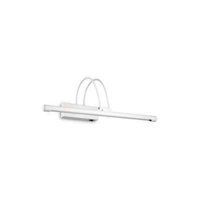 Ideal Lux - Bathroom - BOW AP66 - Applique - White - LS-IL-137605