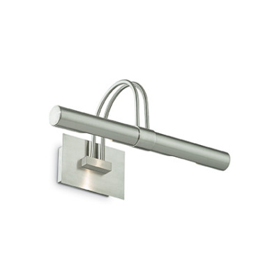 Ideal Lux - Bathroom - CICO AP2 - Applique - Satin-finished nickel - LS-IL-014449