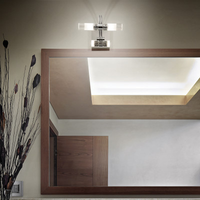 Ideal Lux - Bathroom - DOUBLE AP2 - Applique