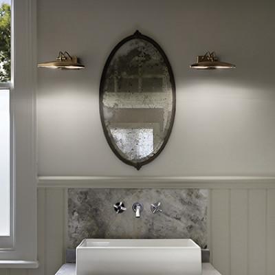 Ideal Lux - Bathroom - MIRROR-20 AP2 - Applique